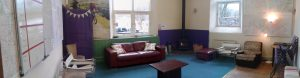 Lowick School Bunkhouse Lounge