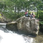 Gorge Walking in the Duddon Valley