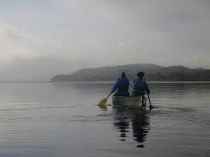 Lake District Canoeing