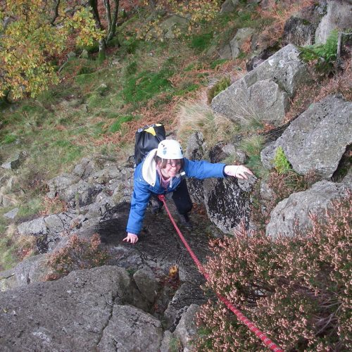 Lake District Climbing