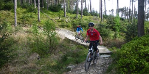 Mountain Biking in the Lake District