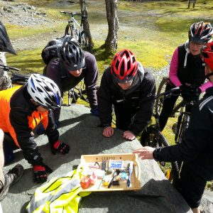 Team building events in the Lake District