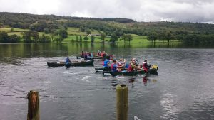 Activities for Corporate Groups and Team Building in the Lake District