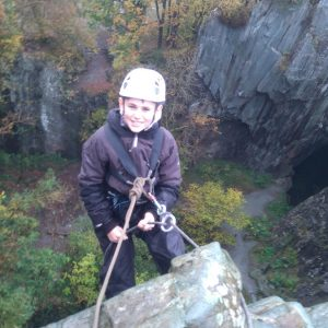 Lake District Abseiling for Families