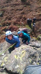Lake District Family Activities - Autumn Scramble