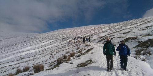 Winter Walking in the Lake District