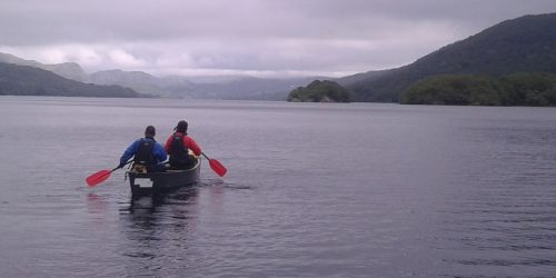 Lake District Canoeing