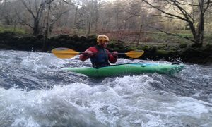 River Kayaking Lake District
