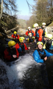 Adult Birthday Party - Big Birthday Bash Gorge Walking in the Lake District