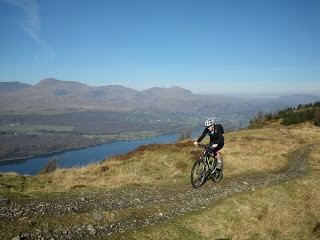 Mountain Biking in th Lake District